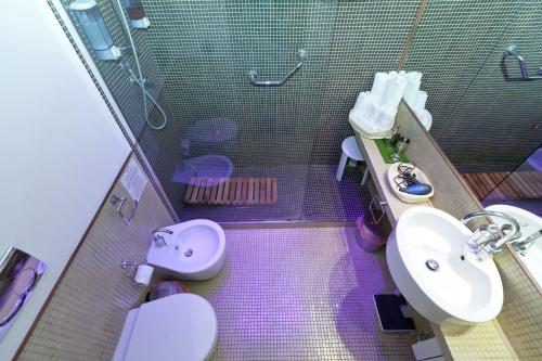 Ecolodge Roma - Samy Room - Bagno
