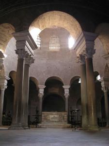 Santa Costanza - interno