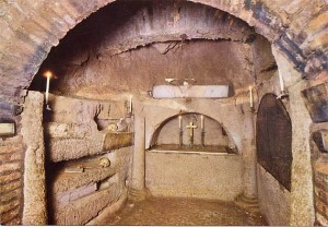 Catacombe di Sant'agnese