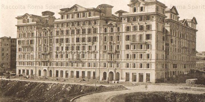 Hotel Vicino Corso Trieste Roma