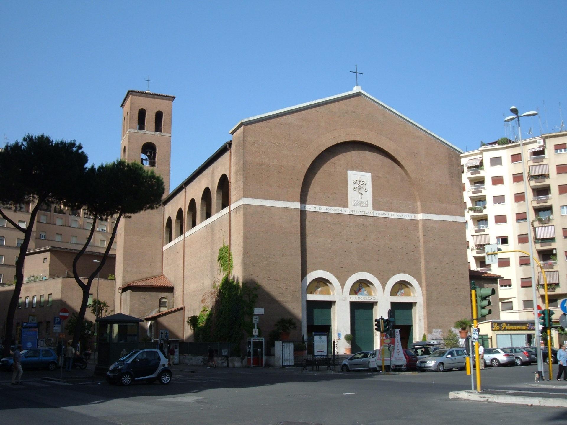 Ecolodge Roma - Sant'Emerenziana - Viale Eritrea